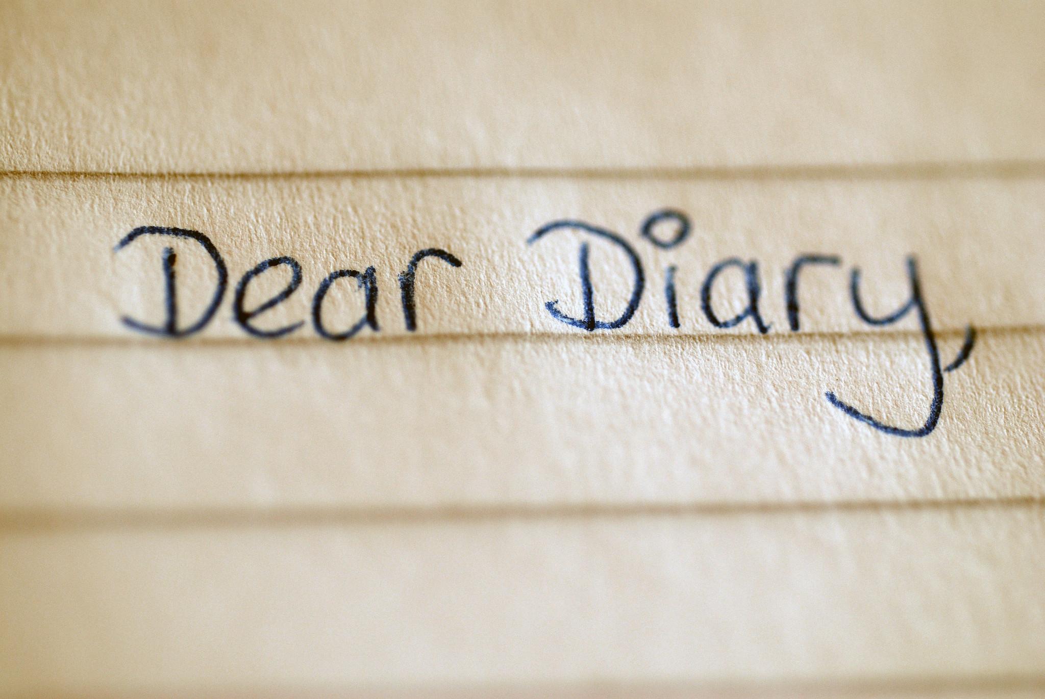 Online günlük yazmaya merhaba diyelim mi?